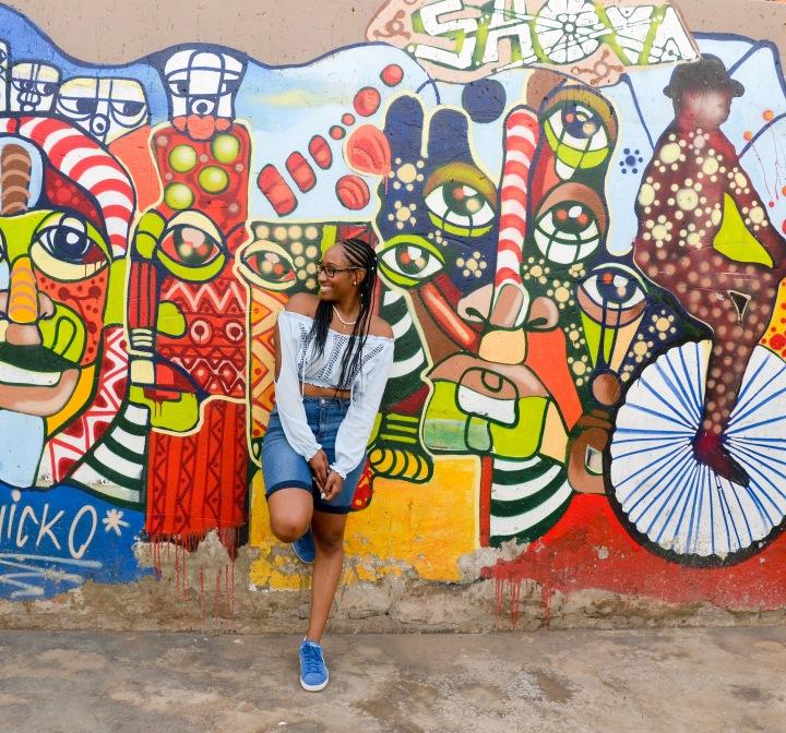 #UrbanTravels Johannesburg, South Africa: Soweto and the Vilakazi StreetMarket